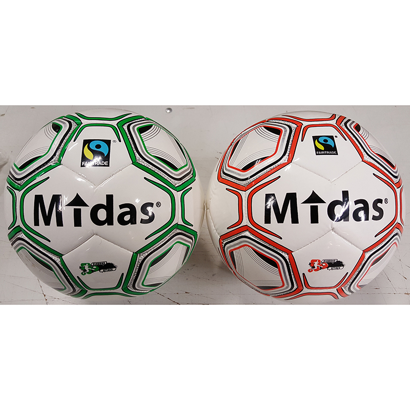 Midas Fairtrade fotboll strl. 3