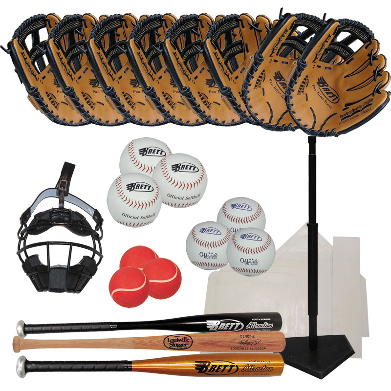 Baseboll / softbollpaket