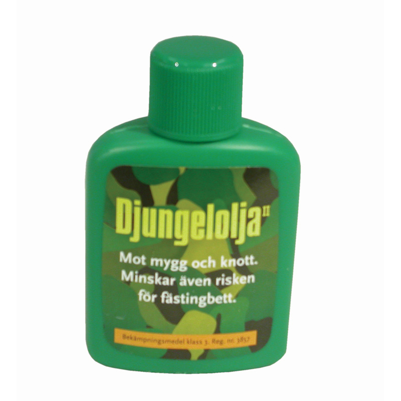 Djungelolja 40 ml.