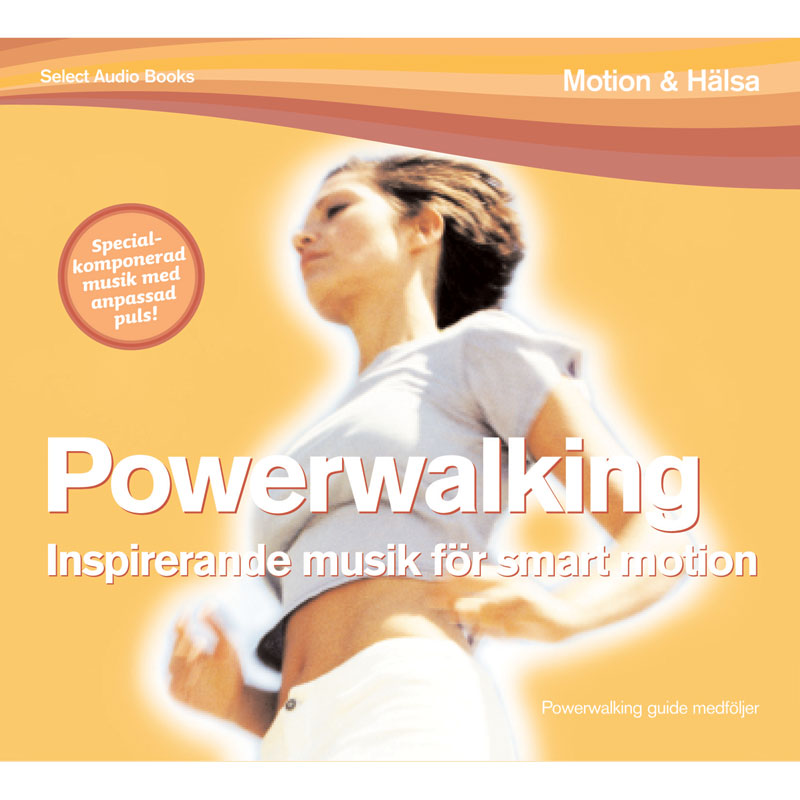 Powerwalking CD
