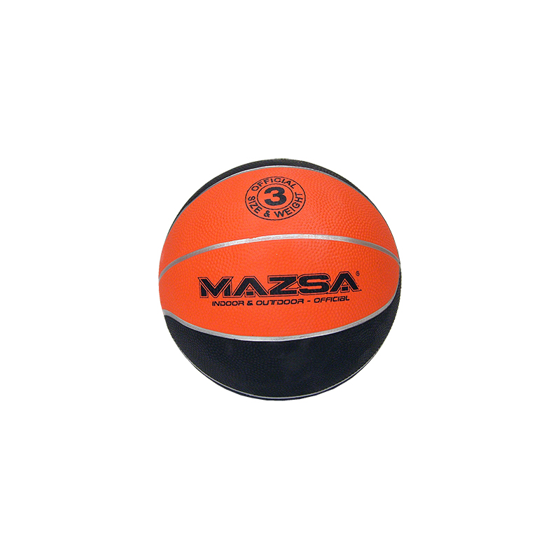 Basketboll Mazsa Plus 3