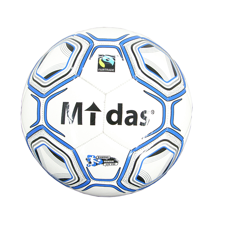Fotboll Midas Fairtrade, Strl. 3