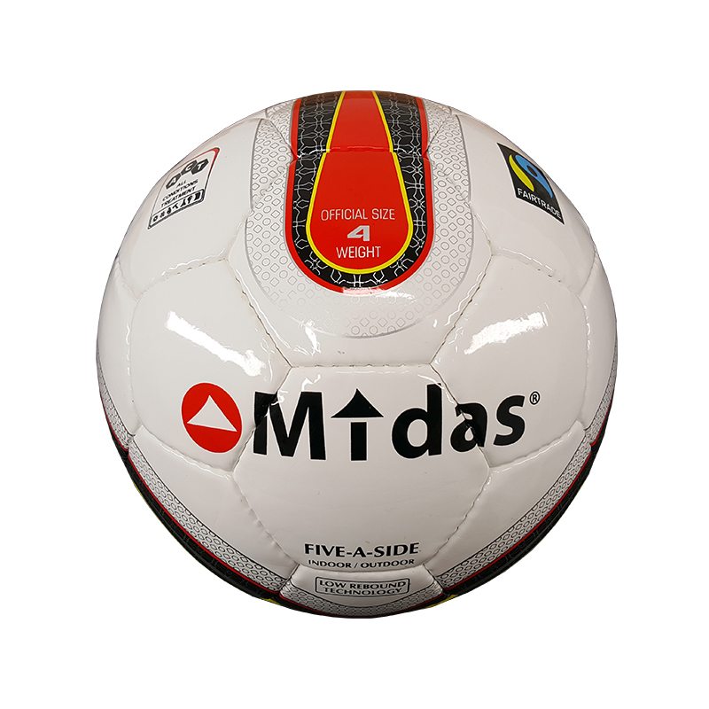 Fotboll Midas Five a side, Fairtrade