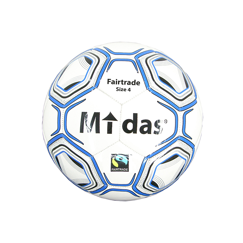 Fotboll Midas Fairtrade, Strl. 4