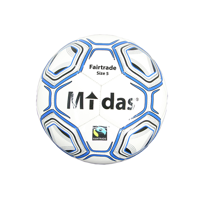 Fotboll Midas Fairtrade, Strl. 5