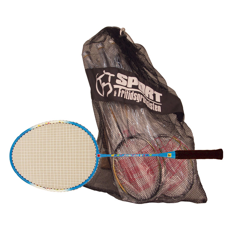 Badmintonracket Teloon MINI School, Storpack 12 st