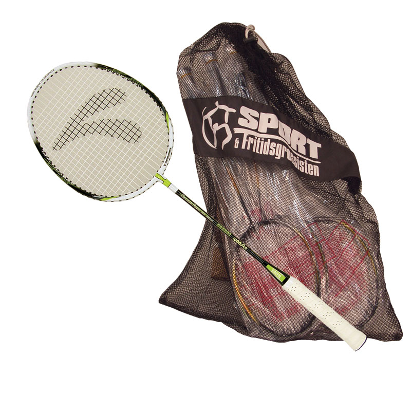Badmintonracket Teloon Maximum Power, Storpack 12 st