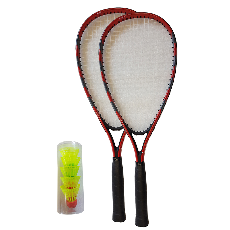 Speedbadmintonset Teloon 2/3