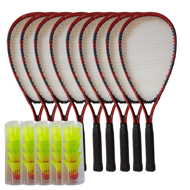 Speedbadmintonset Teloon 10/25