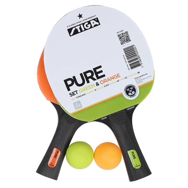 Bordtennisracket Stiga Pure Duo Set *