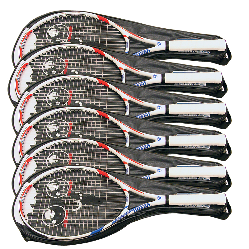 Tennisracket PRO 2500 junior, Storpack 6 st