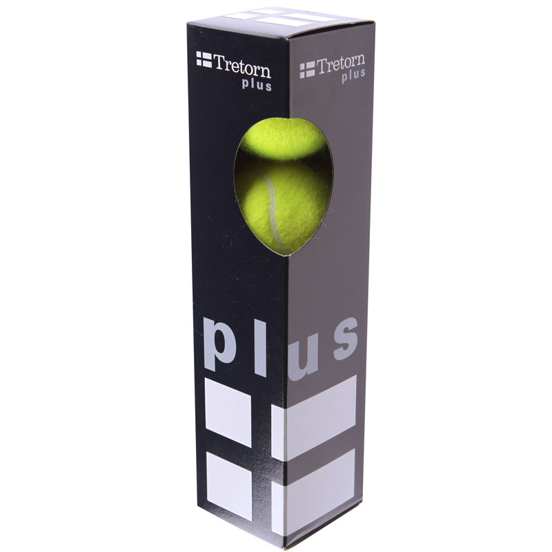 Tennisboll Tretorn Plus