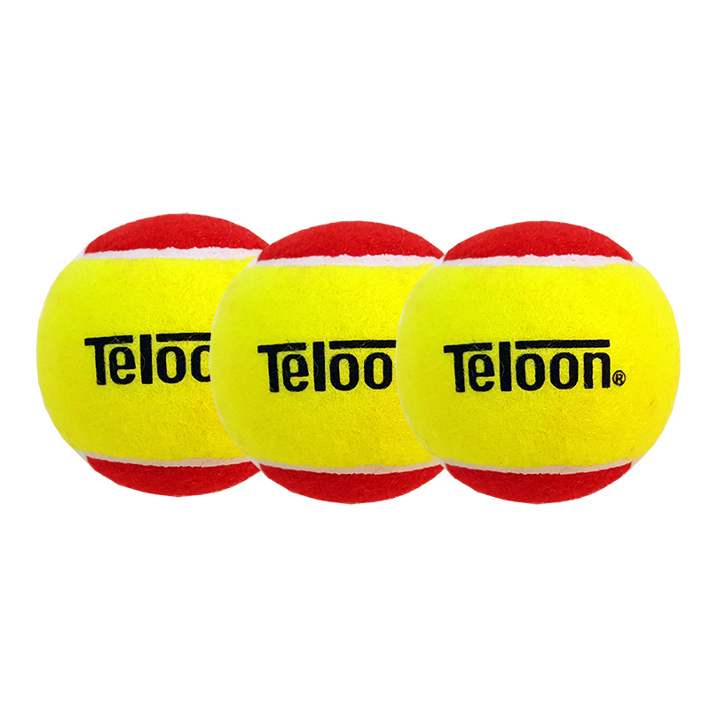 Tennisboll Teloon Academy Red