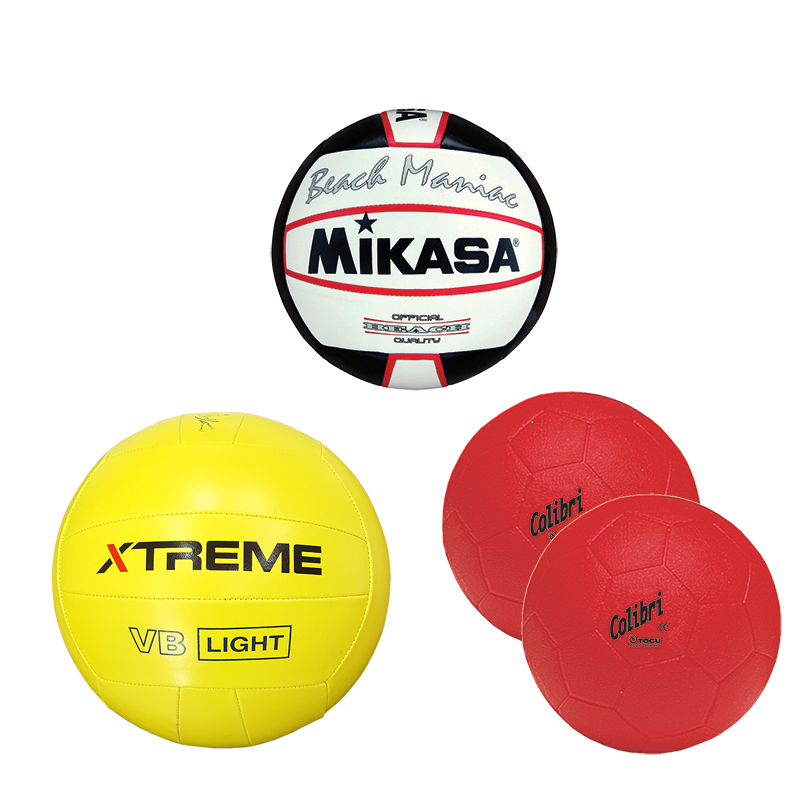 Volleybollpaket, Mix