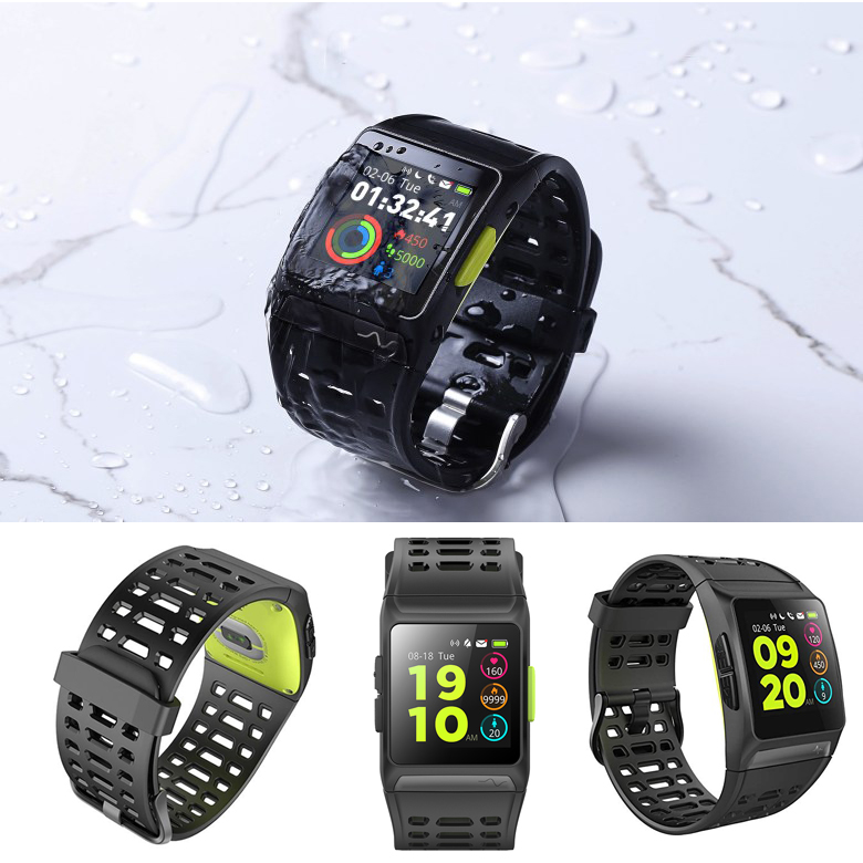 Smartwatch P1 Multi, GPS