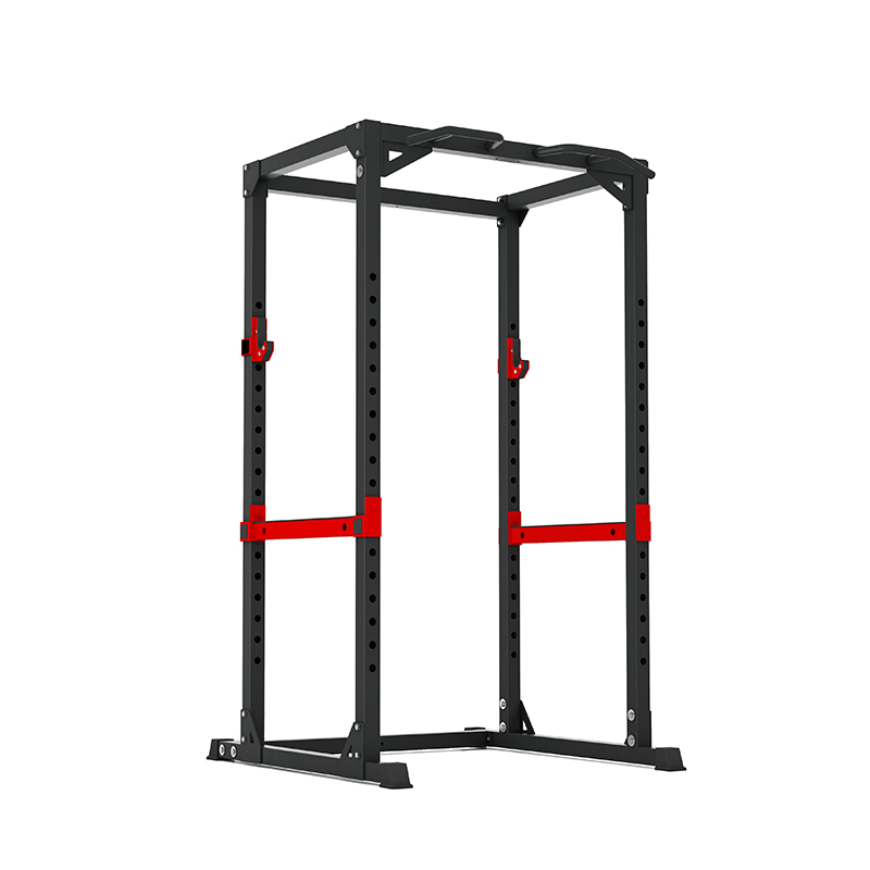 Power Rack Silver