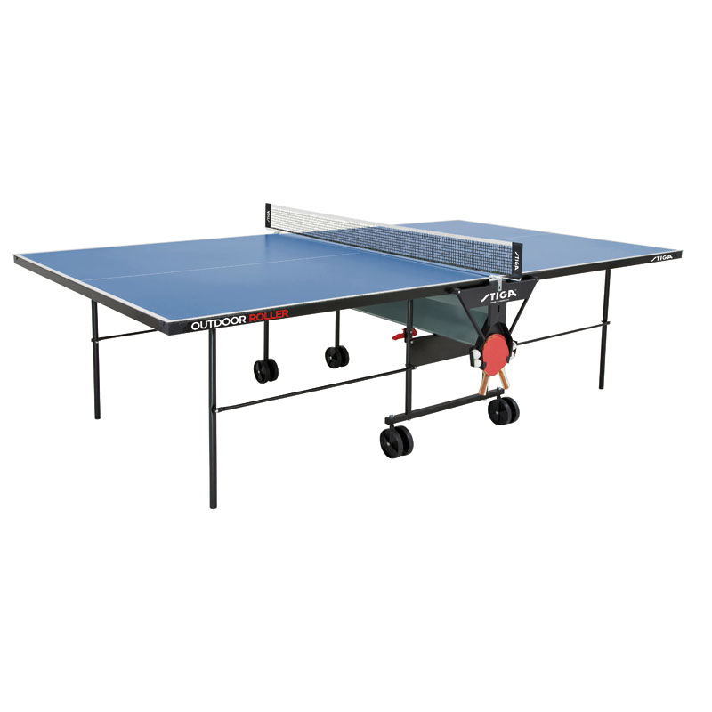 Bordtennisbord Stiga Outdoor Roller