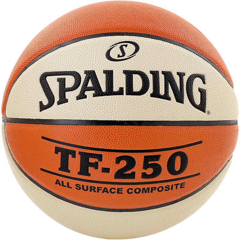 Basketboll Spalding TF-250, strl. 6