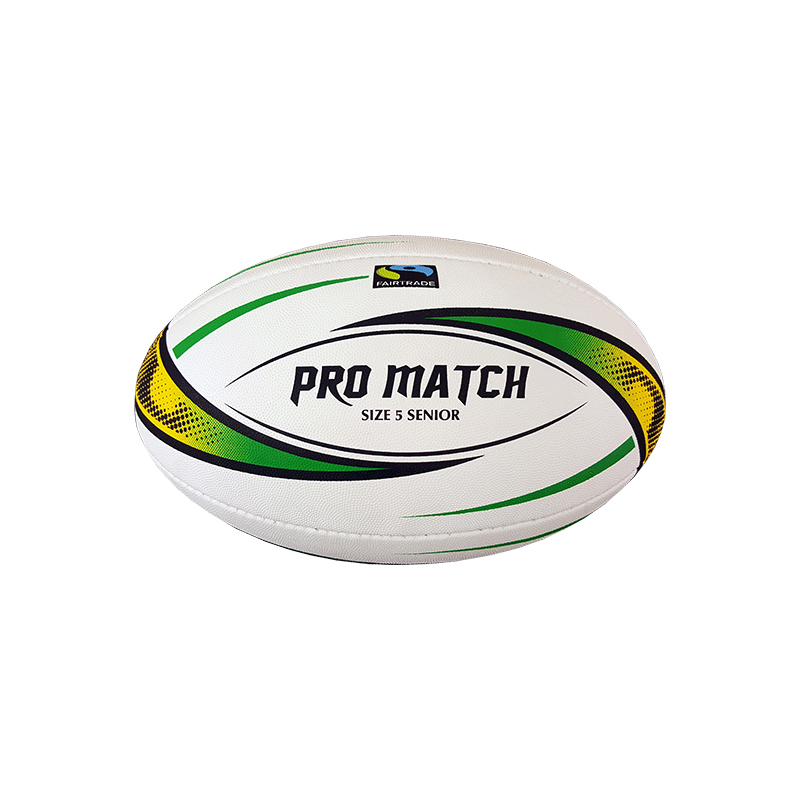Rugbyboll Midas,  Fairtrade