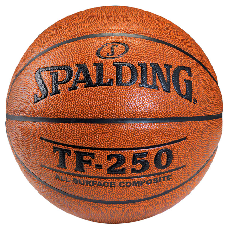 Basketboll Spalding TF-250, strl. 7